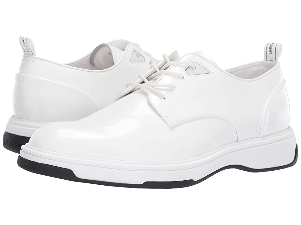 Calvin Klein Patsy (White Box Leather) Men