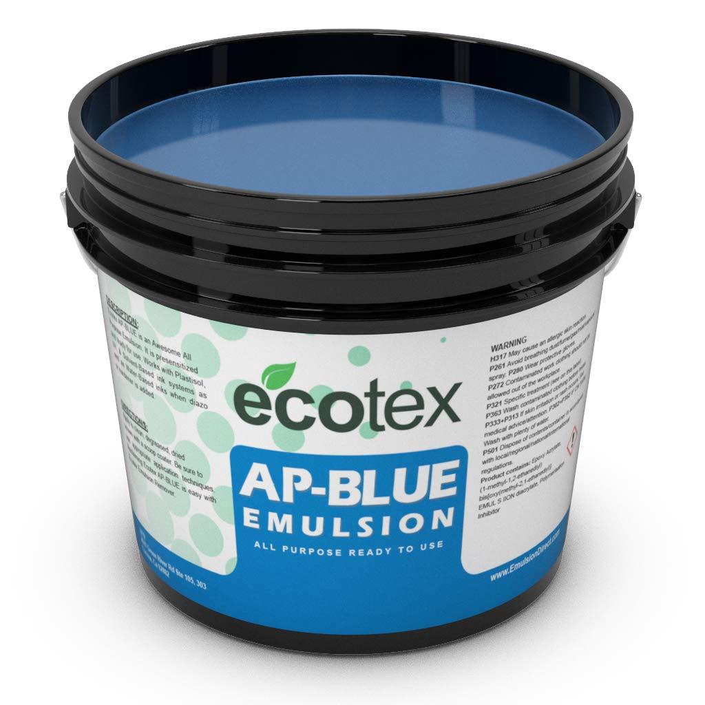 Ecotex AP Blue Purpose Printing Emulsion