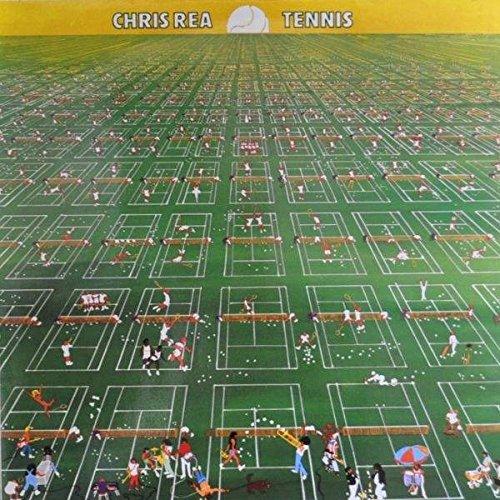 Chris Rea - Tennis - Magnet - 823 075-1