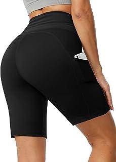 Women's Biker Running Shorts High Waist 5