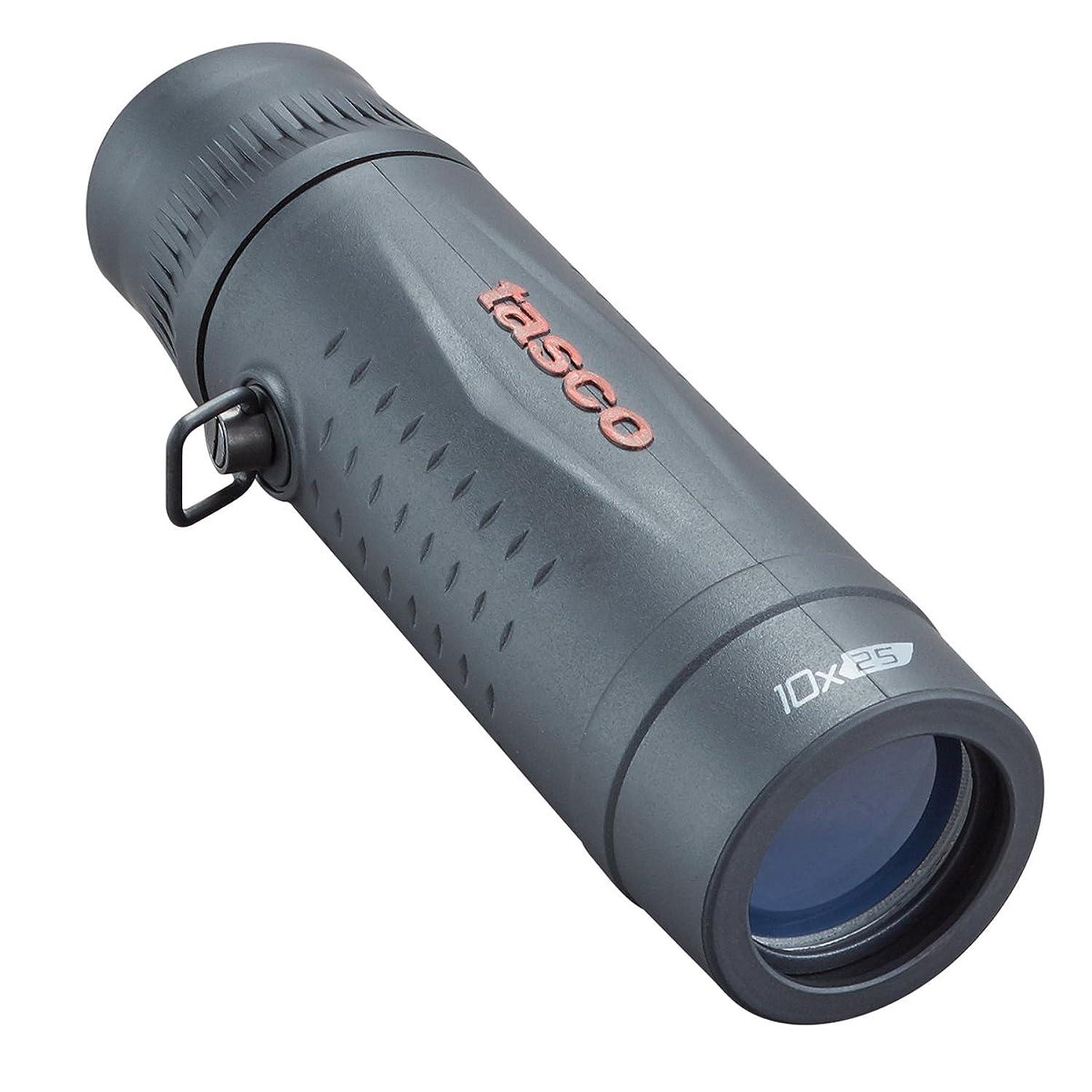 TASCO Essentials Roof MC Box Monocular, 10 x 25mm