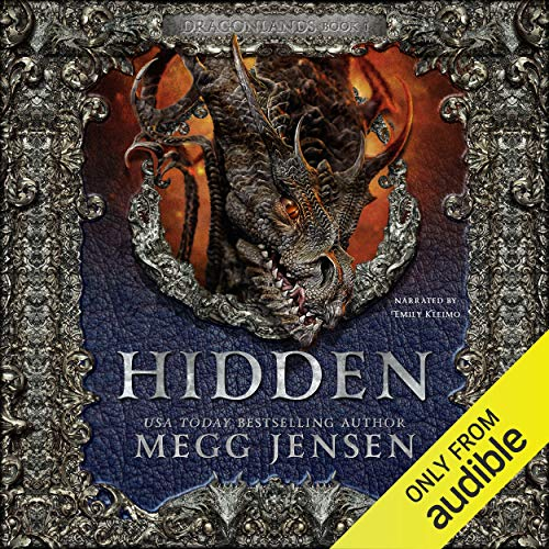 Hidden  By  cover art