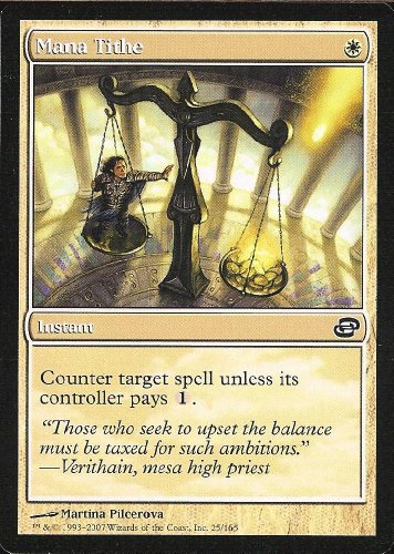 Magic: the Gathering - Mana Tithe - Planar Chaos