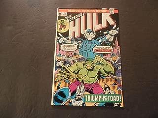 Incredible Hulk #191 Sep 1975 Bronze Age Marvel Comics