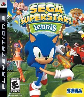 Sega Superstars Tennis - Playstation 3