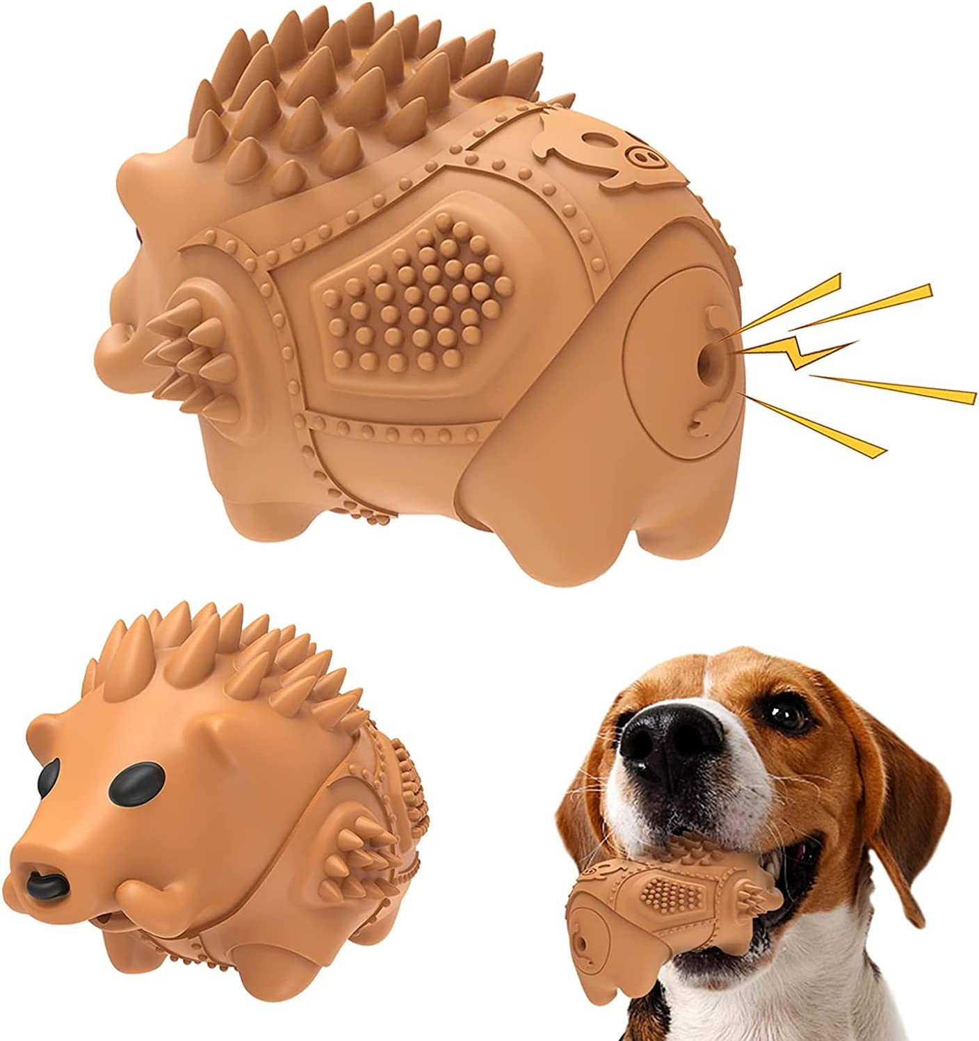 Magust Max 64% OFF Dog Toy for Large Chews che San Francisco Mall Aggressive Dogs Durable