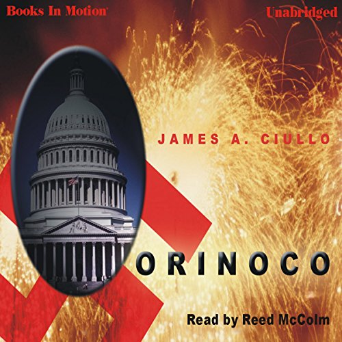 Orinoco audiobook cover art
