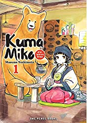 Kuma Miko Volume 1: Girl Meets Bear by Masume Yoshimoto (Author)
