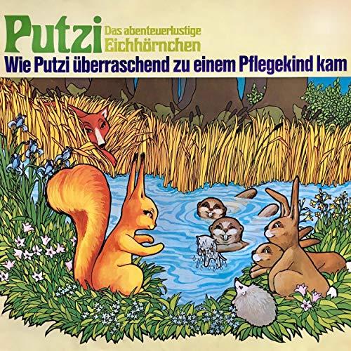 『Wie Putzi überraschend zu einem Pflegekind kam』のカバーアート