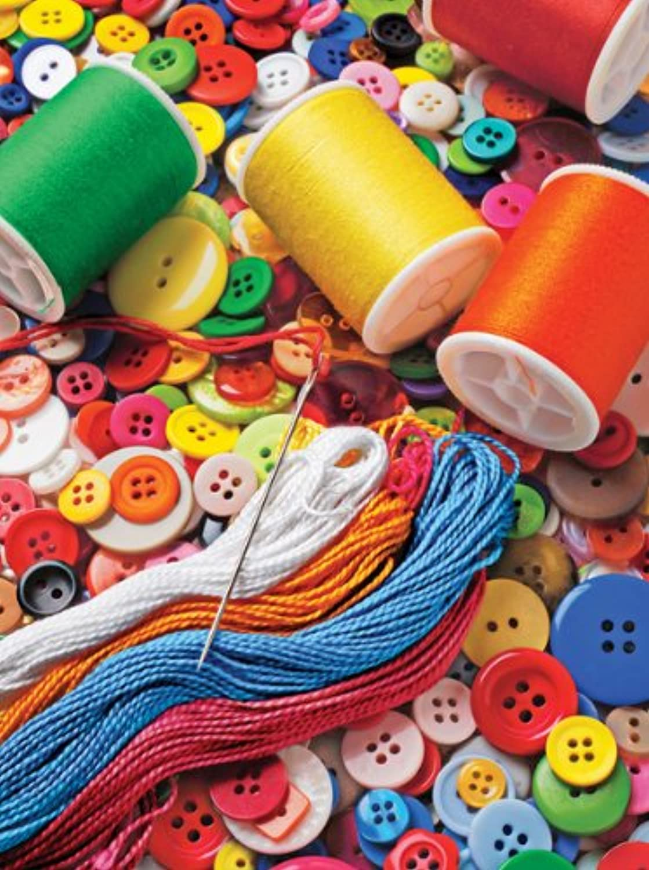 Majestic Puzzle 1000 Pieces 20 X27 -Needles & Thread