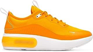 Womens Air Max Dia Running Shoes (8, Orange Peel/Summit White)