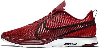 Nike Men's Zoom Strike 2 Red-Black-White Running Shoes (AO1912-600)