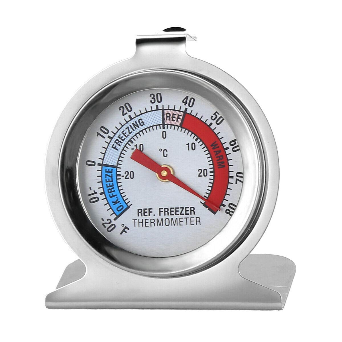 Refrigerator Freezer Thermometer Fridge Stainless Regular store Digital Type S Online limited product