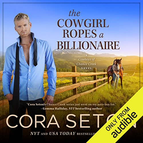 The Cowgirl Ropes a Billionaire Titelbild