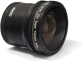 Polaroid Studio Series .21X HD Super Fisheye Lens 58mm
