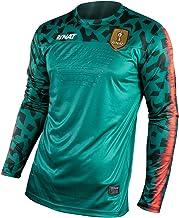 Rinat Kwarts keepersshirt unisex kinderen groen/oranje
