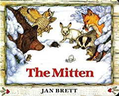 the mitten jan brett
