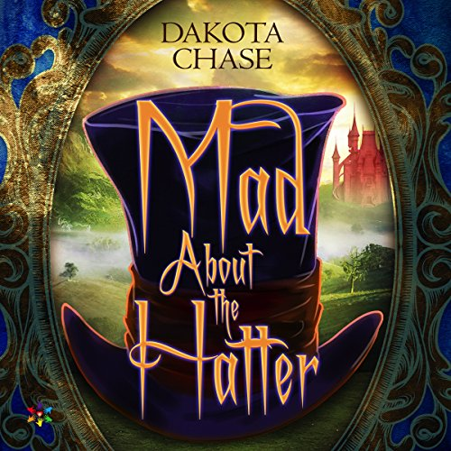 Mad About the Hatter audiobook cover art