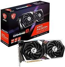 MSI Gaming Radeon RX 6700 XT 192-bit 12GB GDDR6 DP/HDMI Dual Torx 4.0 Fans FreeSync DirectX 12 VR Ready RGB Graphics Card...