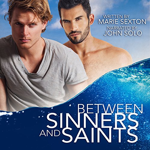 Between Sinners and Saints audiobook cover art