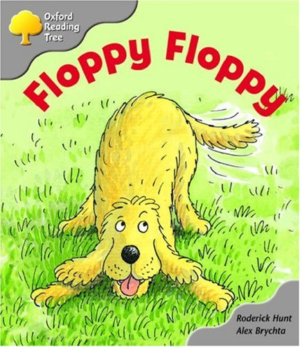 Oxford Reading Tree: Stage 1: First Words: Floppy Floppyの詳細を見る