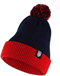 the latest fd0cd f2fec Nike USA Beanie  Midnight Navy University RED  (MISC)