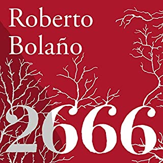 Couverture de 2666 [Spanish Edition]