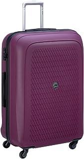 DELSEY 79 CM TROLLEY CASE (purple)
