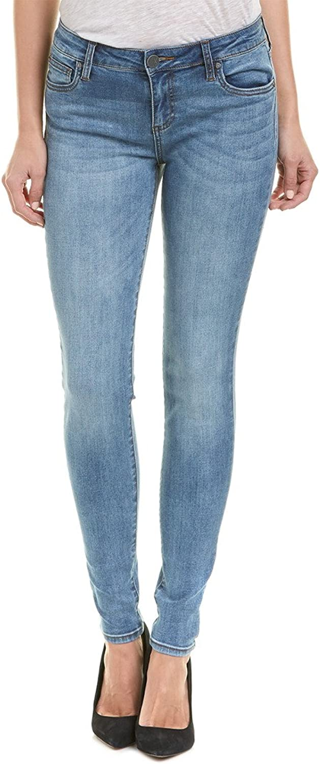 KUT from the Kloth Womens women Skinny in Venturesome w Medium Base Wash