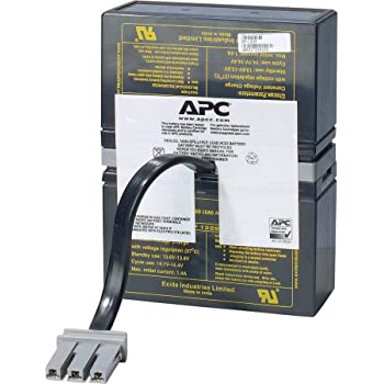 RBC32 UPSBatteryCenter Compatible Replacement Battery Pack for APC Back-UPS RS 900VA BX900-CN