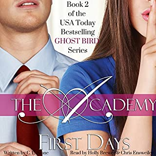 First Days audiobook cover art