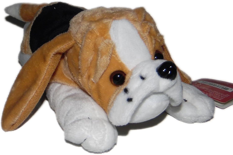 Calplush Junkyard Dawgs Beagle Plush Animal Toy