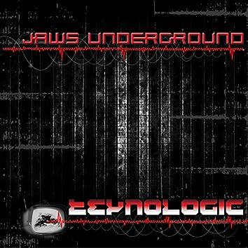 Jaws Underground - Teknologic EP