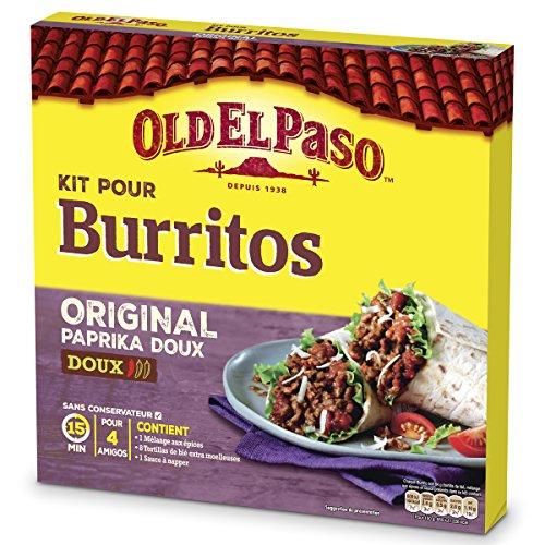 kit burritos leclerc