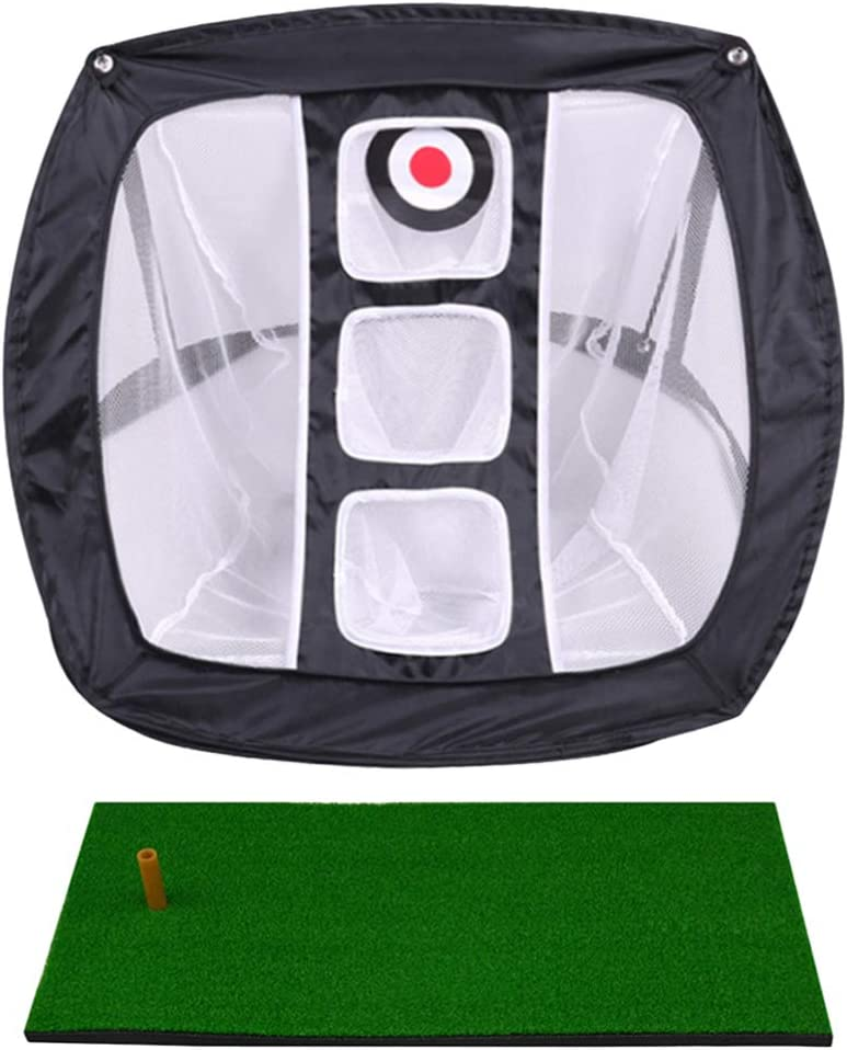 Garneck 30x60cm Golf Hitting Net Max Ranking TOP20 79% OFF Driving Mat Dr Practice and