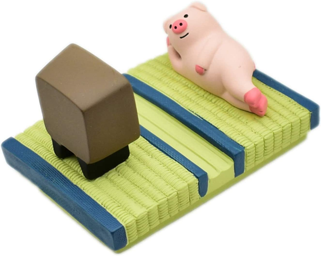 Delicate Cute Pink Pig Phone Holder Cheap mail order shopping Ani for Japanese Desk Daily bargain sale Style