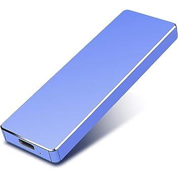 Proking Disco Duro Externo Portátil 2TB, Type C USB3.1 SATA HDD ...