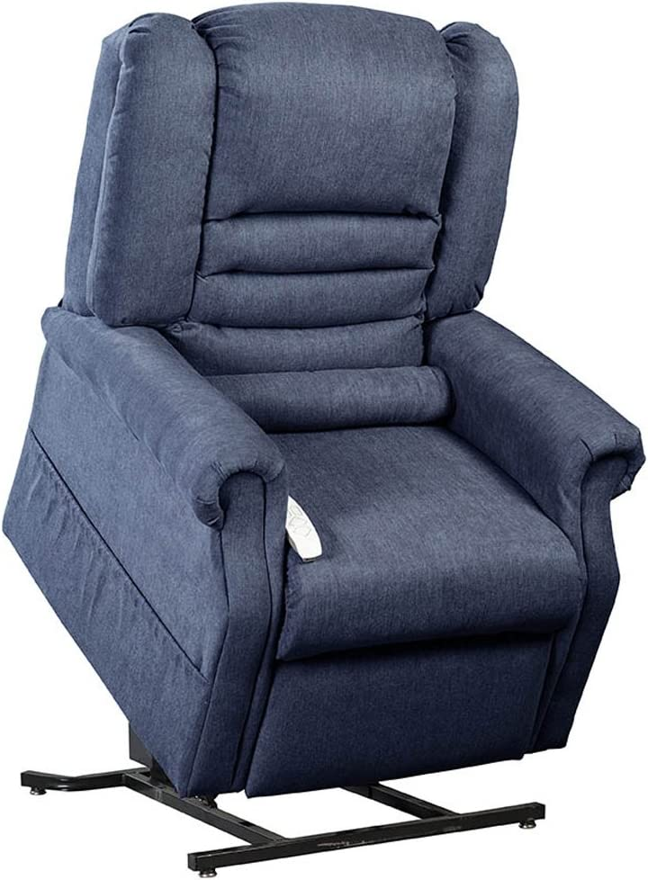 Mega Motion NM-1850 Discount is also underway Infinite All items free shipping Chaise Position Navy Lounger