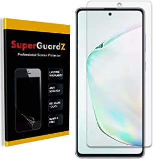 [8-Pack] for Samsung Galaxy Note 10 Lite (NOT for Samsung Note 10) Screen Protector, SuperGuardZ, Ultra Clear, Anti-Scratc...