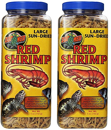 Red Shrimp Turtle Food