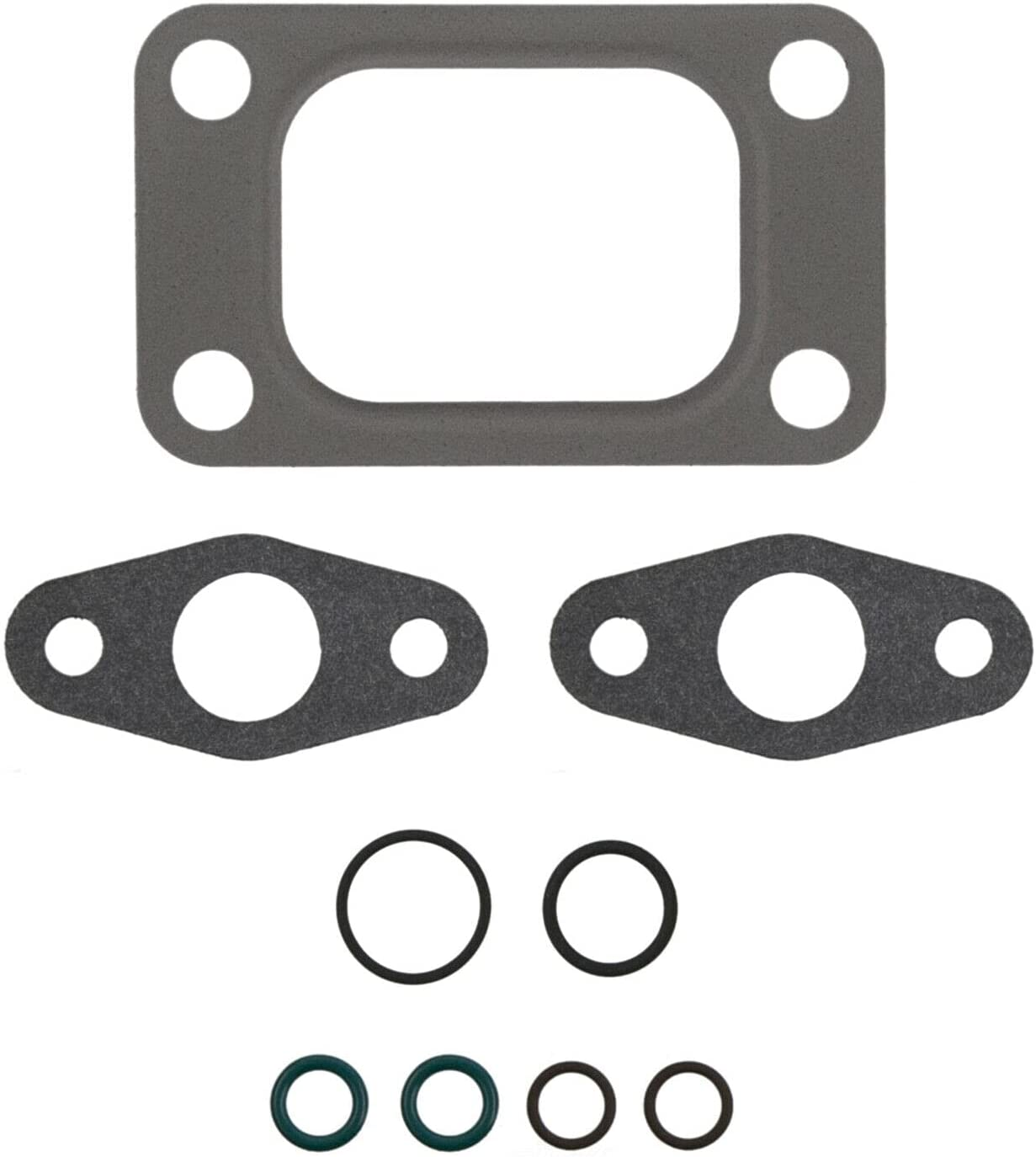 Replacement Turbocharger Mounting New free product type Gasket Set