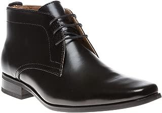 Peter Werth Chisel Chukka Mens Boots Black