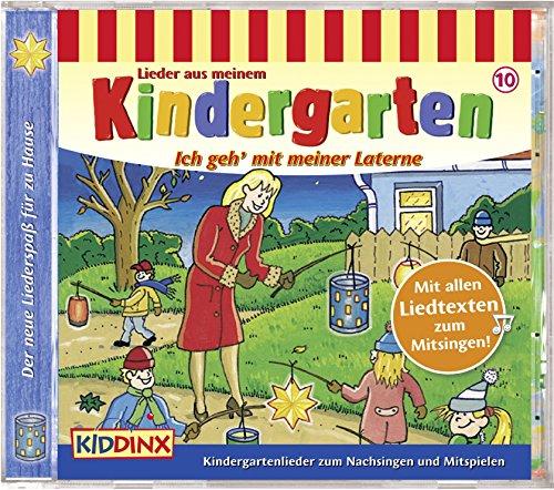 Lieder aus meinem Kindergarten - Geh mit meiner Laterne