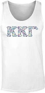 Kappa Kappa Gamma Greek Chic Print Tank Top