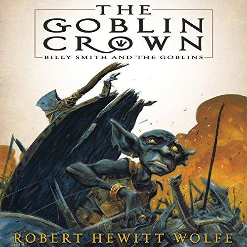 The Goblin Crown audiobook cover art