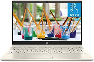 "Newest HP Pavilion 15 Premium Laptop Computer, 15.6"" HD Touchscreen Display, 8th Gen Intel Quad-Core i5 Processor, 8GB DDR4 128GB SSD, FHD IR Webcam USB-C HDMI 802.11ac Bluetooth 4.2 RJ-45 B&O Win 10"