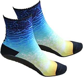 RANDY SUN Non Slip Seamless Water Shoes Beach Socks With TPE Sole, Volleyball, Yoga, Sand Playing, Exercise, Aqua Water Sp...