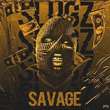 Savage (feat. Erosenn Beats & Mrlooqiebeats)