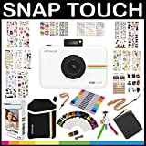 Pack completo Polaroid Snap Touch: Papel Zink + Album + Pegatinas + Marcos + Bolsa + Accesorios