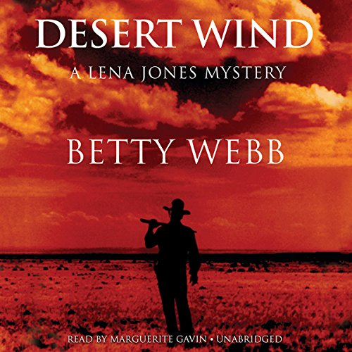 Desert Wind audiobook cover art